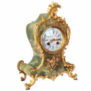 francuski zegar 1900 r.