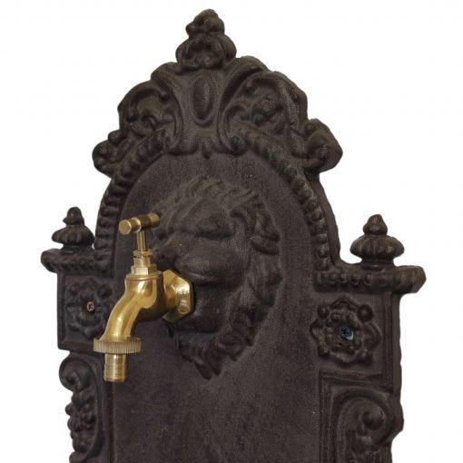 dekoracyjny zlew żeliwny