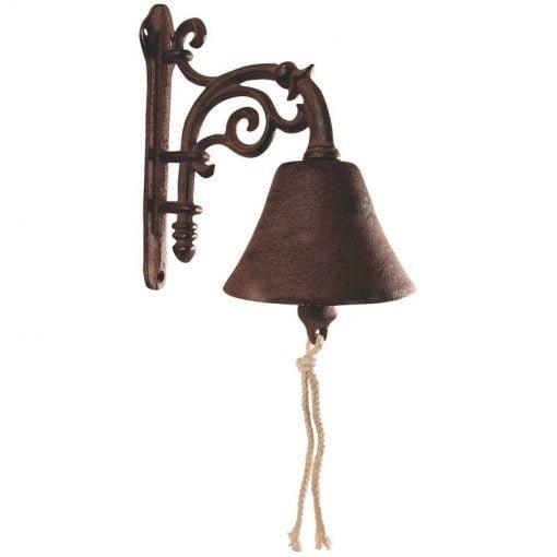 dzwonek z motywem żeliwnym