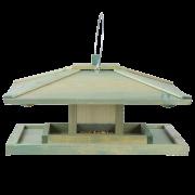 japoński karmnik dla ptaków z drewna Kraina Dekoracji
