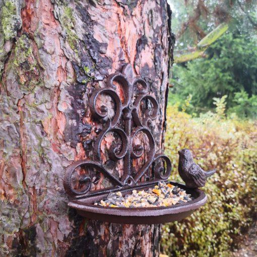 poidełko na drzewie - wiszące