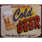 retro reklama piwa