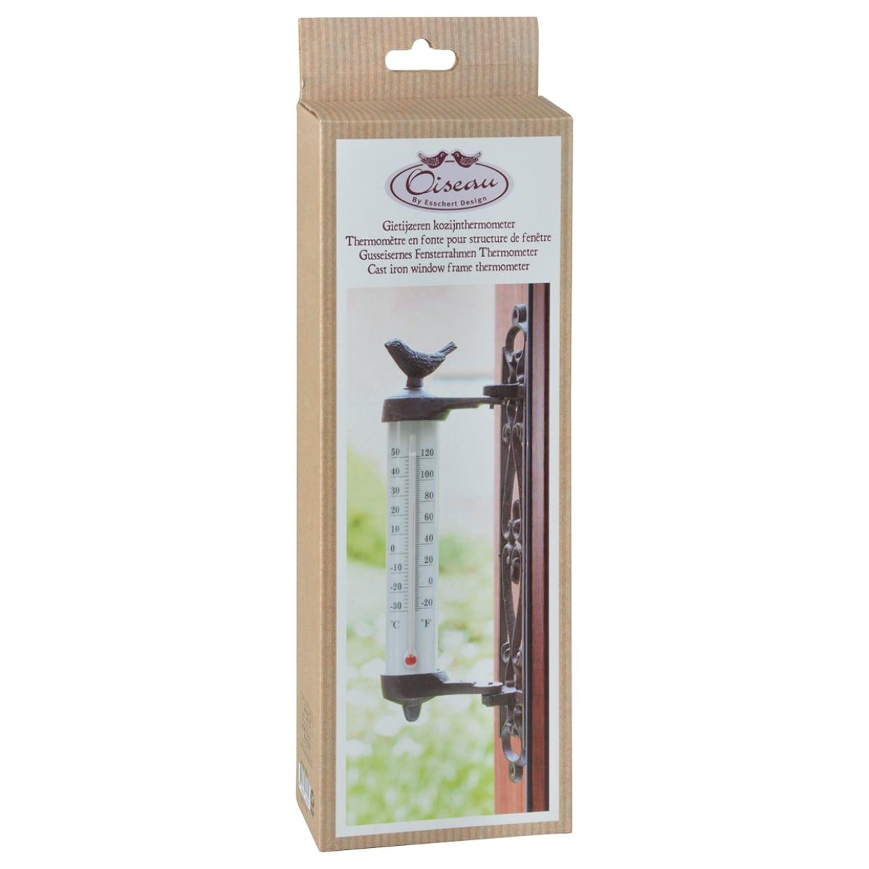 Termometr z ptakiem