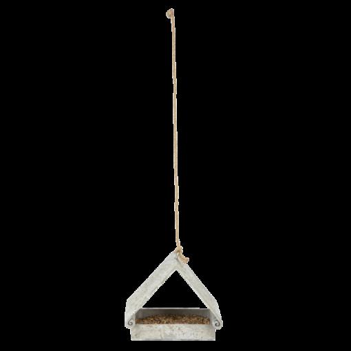 Trójkątny karmnik dla ptaków