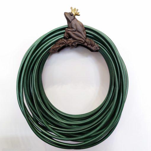 wieszak na wąż z wężem 50 metrów