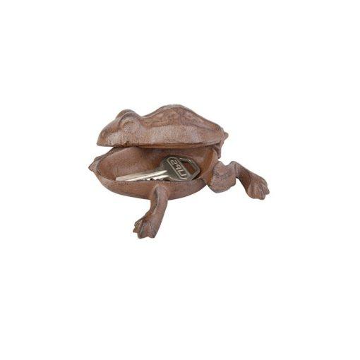 schowek na klucz żaba