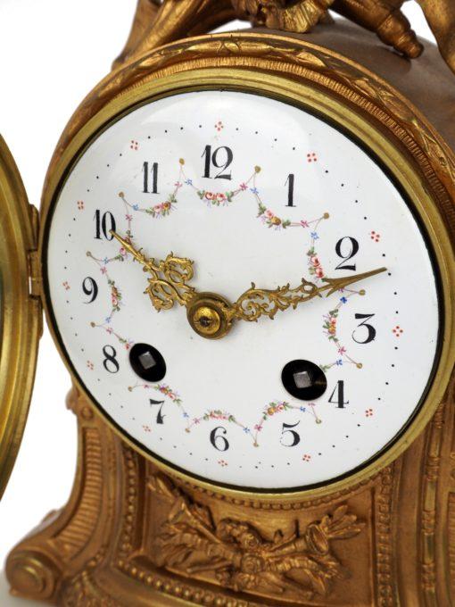 porcelanowa tarcza zegara