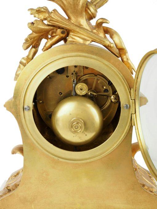 mechanizm z dzwonkiem