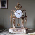 elegancki zegar z ok 1855 roku