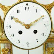 tarcza zabytkowego zegara
