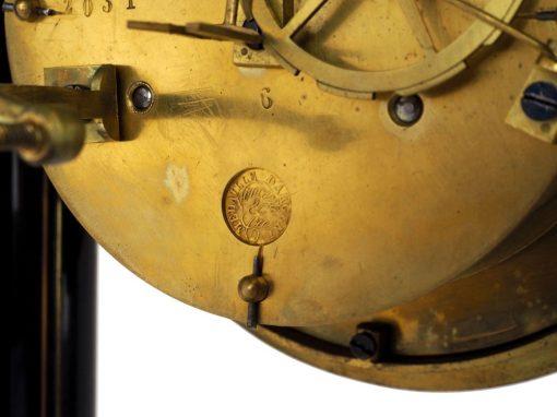 Zegar francuskiej produkcji Vincenti&Cie