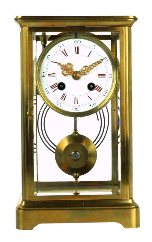 zegar gabinetowy klosz