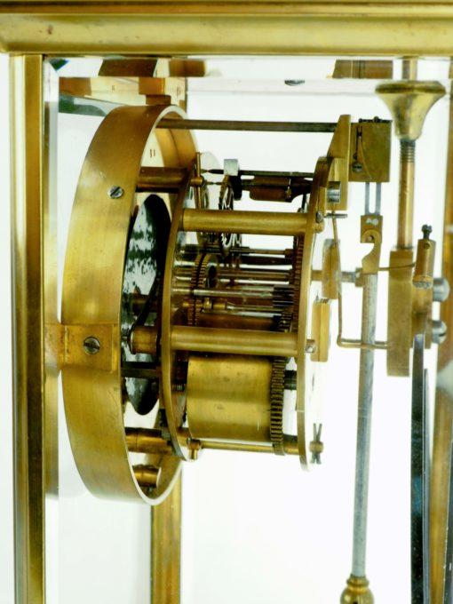 mechanizm zegara gabinetowego