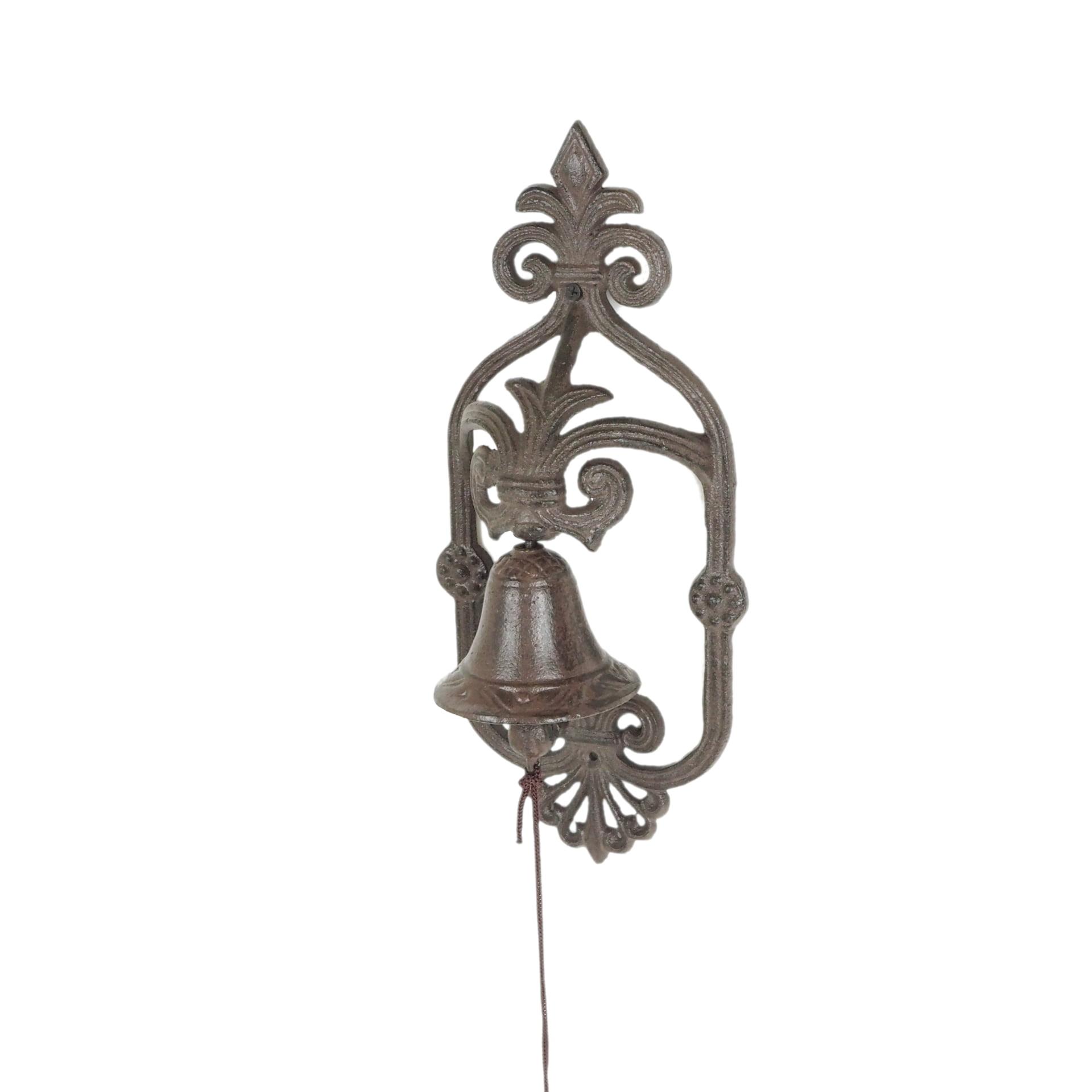 żeliwny dzwonek dekoracyjny